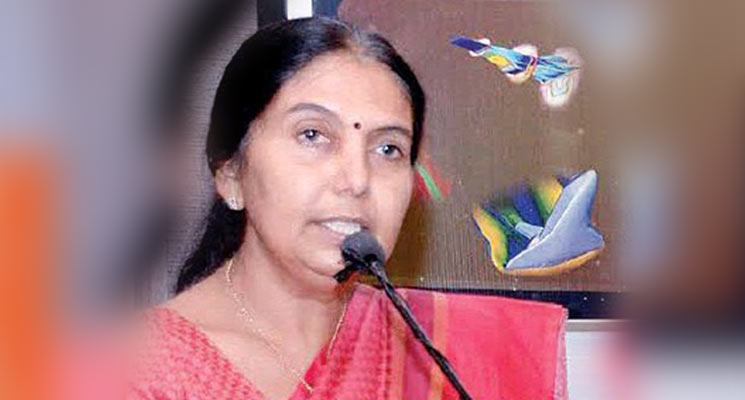 Meet Dr VR Lalithambika, the woman who will head ISRO's Gaganyan project