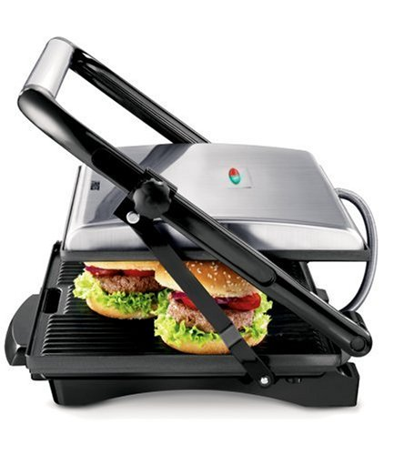 Plancha grill inoxidable
