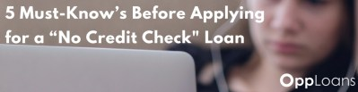5 Must-Know's Before Applying for a