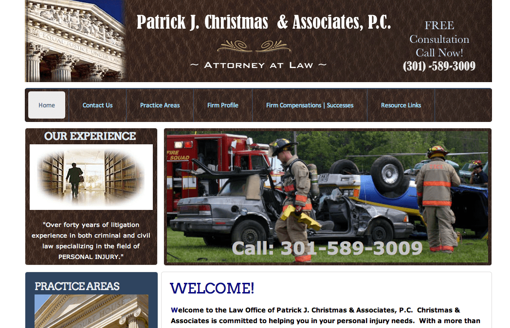 law office web image