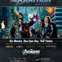 AMC Theaters Unleashes an Ultimate Marvel Marathon