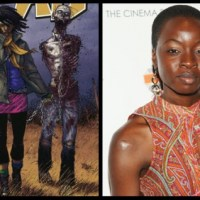 Danai Gurira Talks Michonne in Season 3 and Comic Con Offers Glimpse Into The New Season