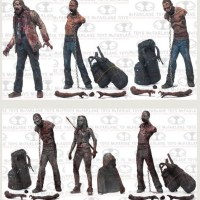McFarlane Designs 'Walking Dead' Series 3 Action Figures