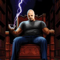 IDW and Michael Chiklis Developing TV Series Based on Comic Book Pantheon