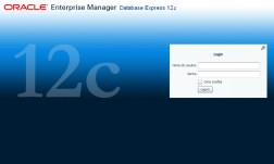 Enterprise Manager Database Express   12c