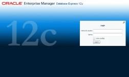 Enterprise Manager Database Express   12c