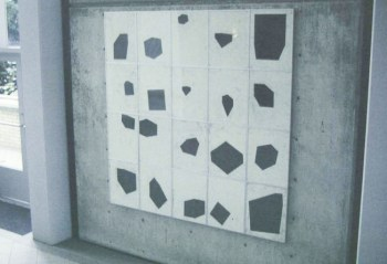 Paul Sutinen, Constellation of Drawings (Memory)