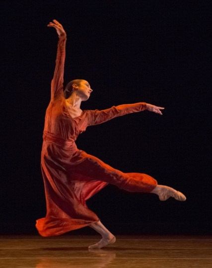"Roper in ""Cor Perdut."" Photo: Blaine Truitt Covert"