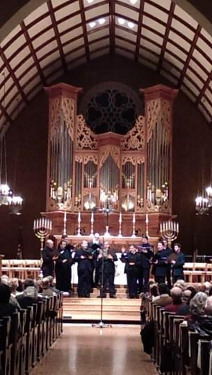 Cappella Romana sang medieval Byzantine music in Portland last week.