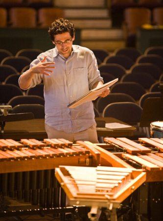 Composer Avner Dorman's music resounds in Eugene.