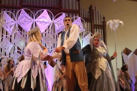 "Gilbert & Sullivan's ""Iolanthe"" comes to Marylhurst University June 6-7."