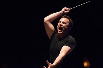 Matthew Halls leads performances at the Oregon Bach Festival.