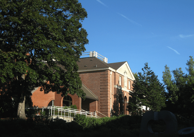 University of Oregon's Beall Hall is renowned for its unparalleled acoustics. Photo: Gary Ferrington