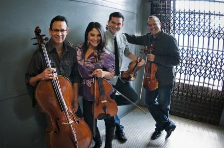 The Dali Quartet perform in Eugene and Portland.