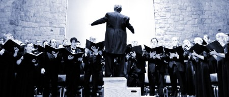 ISing Choir performs Friday-Sunday in a benefit for Portland Actors Ensemble Shakespeare in the Parks program.
