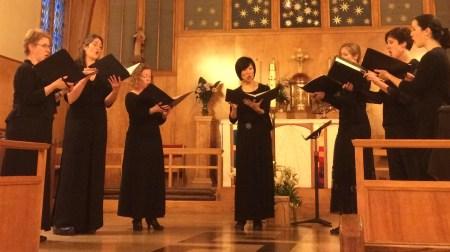 In Mulieribus sings December 20-21.