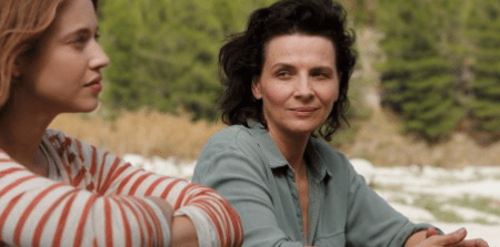 "Juliette Binoche in ""L'Atessa"" at the Portland International Film Festival."