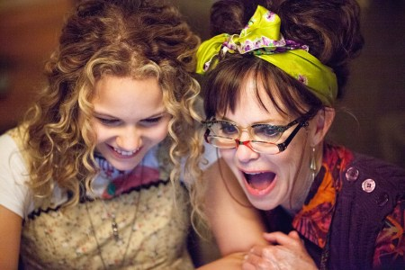Isabella Acres and Sally Field in HELLO, MY NAME IS DORIS
