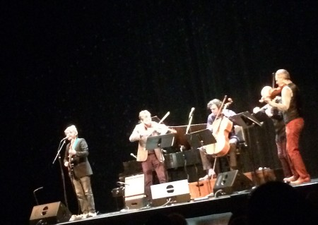 Gabriel Kahane performed with Brooklyn Rider at Portland's Newmark Theatre.