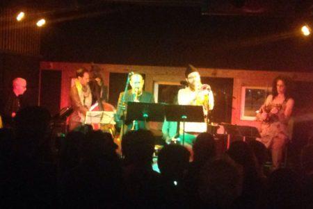 Boom Tic Boom at Alberta Street Pub. Photo: Reed Wallsmith.