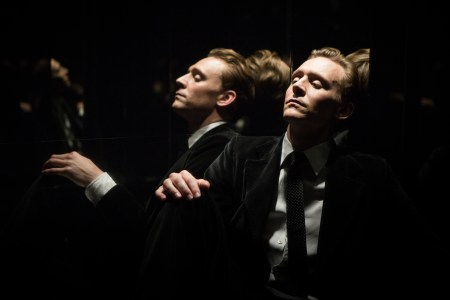 "Tom Hiddleston in ""High-Rise."" (Magnolia Pictures)"