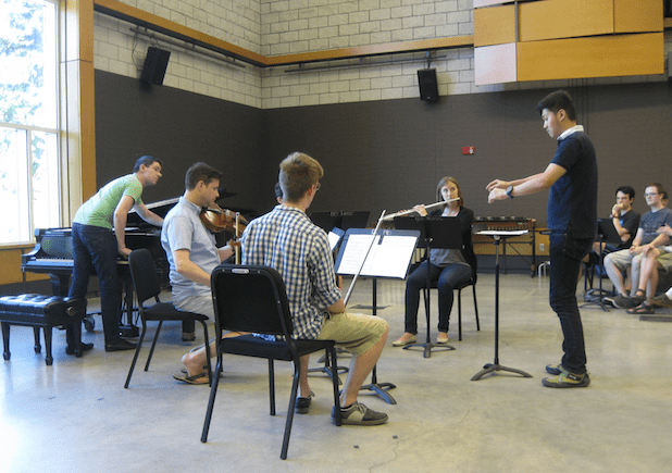 Composers Symposium to premier new music in Eugene.