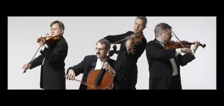 The Orion String Quartet performed Beethoven and Schubert for Chamber Music Northwest last week/Photo: Lois Greenstein