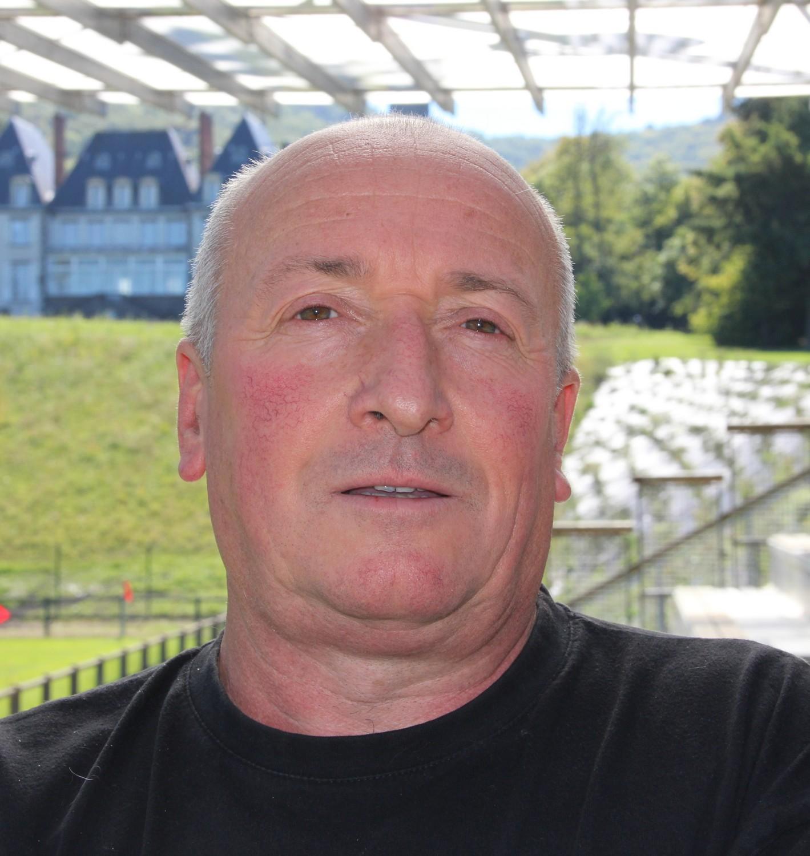 Gérald Beauvais - bénévole