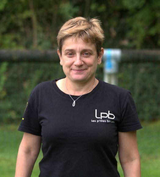 Muriel Tournaire - entraineur jeunes