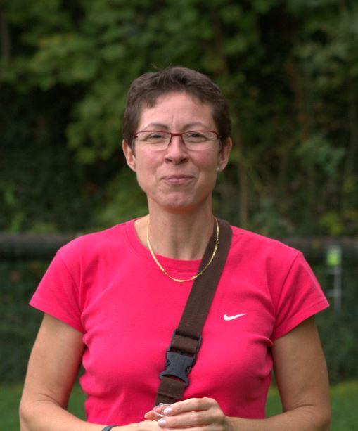Nathalie Bertrank - amicale des Ex