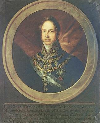 José Gabriel de Silva-Bazán y Waldstein
