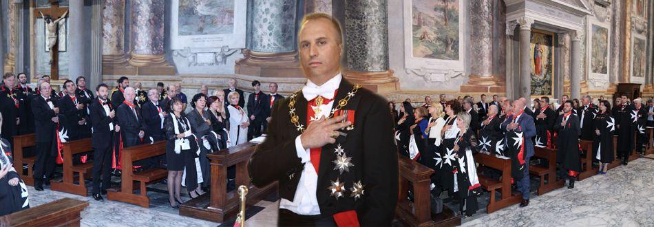 Messaggio Augurale per le prossime festività del Principe Gran Maestro