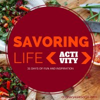 {Activity} My Instagram Favorites :: Savoring Life Day 20