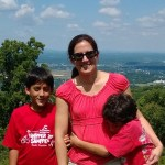 Mom & the boys