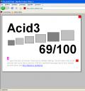 Screenshoot: Firefox 3 beta 5 Test Acid 3
