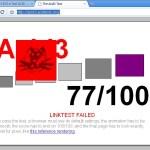 Google Chrome: Il Test Acid3
