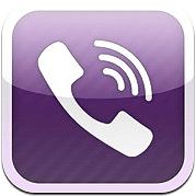 Viber icona iPhone