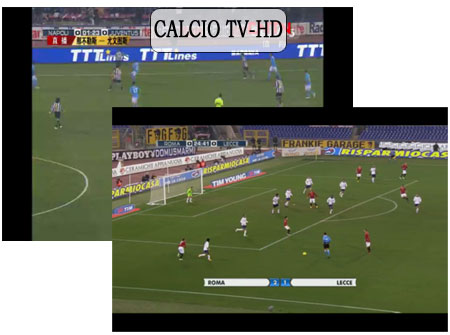 CALCIO TV-HD screenshot