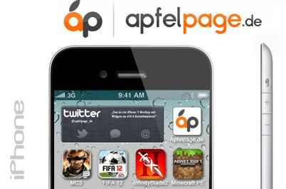 iPhone 5 concept Apfelpage