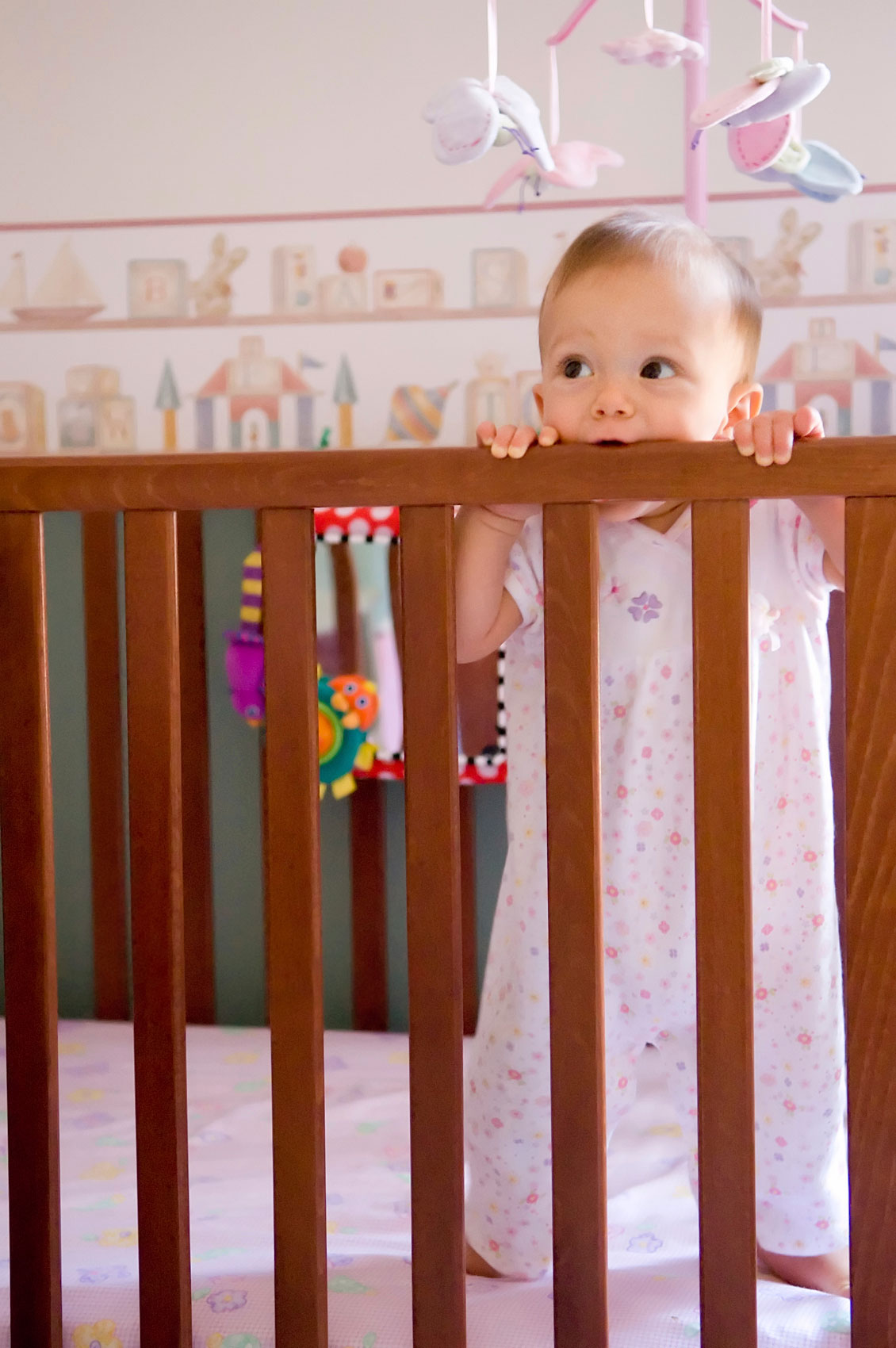 Great Nursery Furniture Such As Cribs Usually End Up In Babyu0027s Mouths.