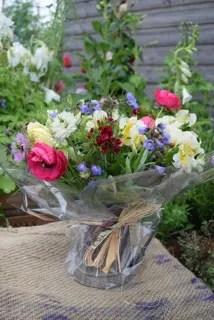 jug bouquet