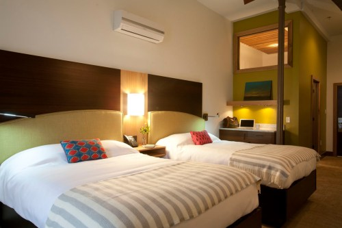 Hotel Cape Charles organic mattresses
