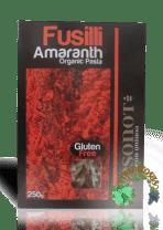 Pasta de Amaranto y Arroz Espiral – 250gr
