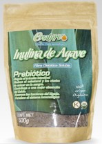 Inulina de Agave Prebiótico-500 Gr