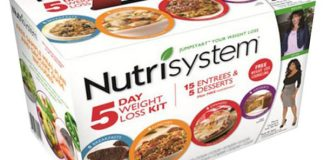 Nutrisystem Review