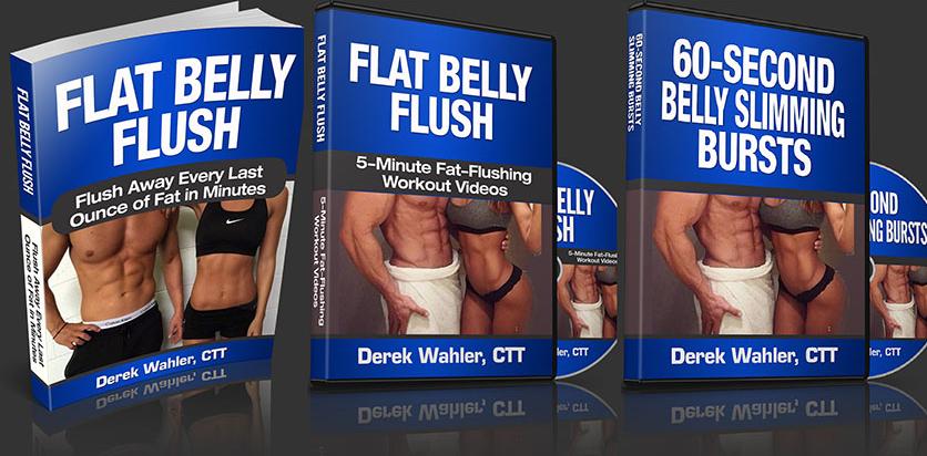 flat-belly-flush