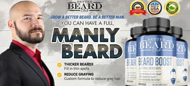 Better Beard Club Review