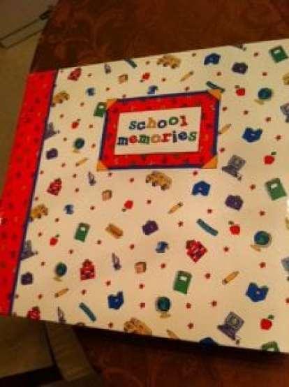 school binder, organizing for school