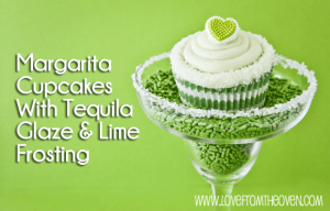 Margarita-Cupcakes-With-Tequila-Glaze-Lime-Frosting-by-@LoveFromTheOven-650x416