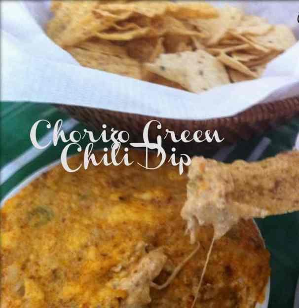Chorizo-Green-Chili-Dip